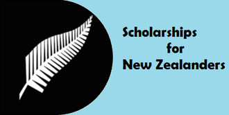 Scholarships for New Zealand Students